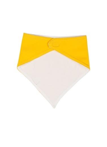 Nila Kids Nila Kids Yellow Blossom Organik Önlük Renkli